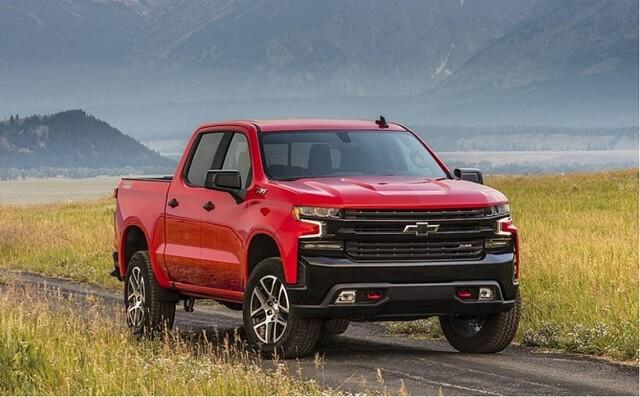 Chi tiết Chevrolet Silverado 2019-2020 kèm giá bán