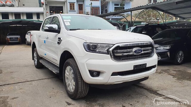 Chi Tiết Ford Ranger Xlt 2 0 Limited 2020 Kem Gia Ban 09 2020