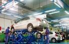 Dịch vụ bảo dưỡng nhanh xe Toyota tại Toyota Mỹ Đình