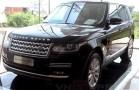 Thông tin mới về Range Rover 2013