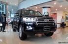 Giá xe Toyota Land Cruiser sẽ tăng mạnh từ 1/7/2016