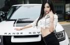 Người đẹp và xe Range Rover