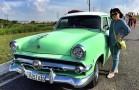 Cùng ngắm xe ô tô cổ tại Cuba