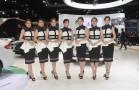 Ngắm người mẫu xe hơi Thái Lan tại Bangkok Motor Show  2017