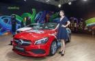 Người mẫu xe hơi Việt Nam tại Mercedes Benz Fascination 2018