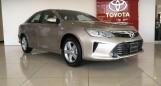 Chi tiết Toyota Camry 2.5Q nâu vàng 2017