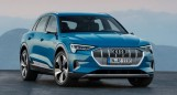 Chi tiết xe điện Audi E Tron
