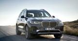 Chi tiết BMW X7 vừa ra mắt