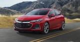 Chevrolet Cruze 2018-2019: thông số kỹ thuật, giá bán