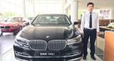 Chi tiết BMW 740Li kèm giá bán
