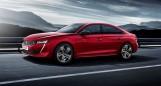 Peugeot 508 2019 thế hệ mới ra mắt