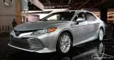 Toyota Camry XLE Hybrid 2018