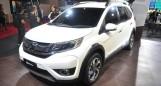 Honda BRV: thông số kỹ thuật, giá bán