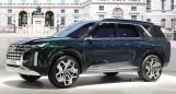Hyundai Palisade sắp ra mắt