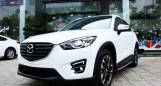 Chi tiết Mazda CX-5 màu trắng 2017-2018