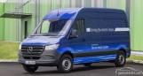 Mercedes Sprinter 2019: thông số kỹ thuật, giá bán