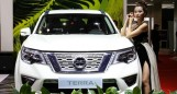 Nissan Terra: thông số kỹ thuật, giá bán