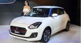 Suzuki Swift: thông số kỹ thuật, hình ảnh, giá bán
