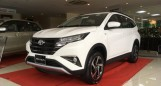 Toyota Rush: thông số kỹ thuật, giá lăn bánh
