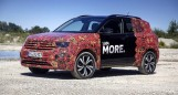 Volkswagen T Cross 2019 sắp ra mắt