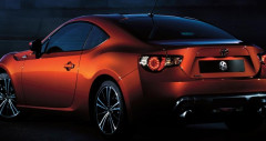 Toyota 86 coupe