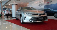 Chi tiết Toyota Camry 2.0 E 2018