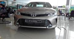 Toyota Camry 2.5G 2015 2016