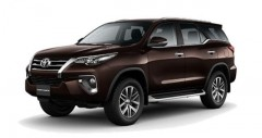 Chi tiết Toyota Fortuner 2020