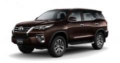 Toyota Fortuner 2019 nhập khẩu