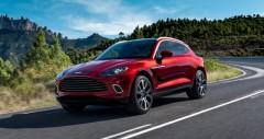 Chi tiết Aston Martin DBX kèm giá bán