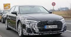Audi A8 2022