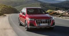 Chi tiết Audi Q7 2020