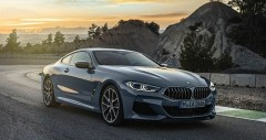BMW 8 Series Coupe 2019 ra mắt