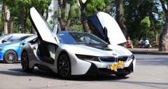 Chi tiết BMW i8 kèm giá bán