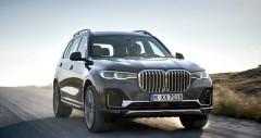 Chi tiết BMW X7 kèm giá bán