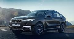 BMW X8 sẽ ra mắt năm 2020