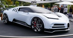 Siêu phẩm Bugatti Centodieci ra mắt
