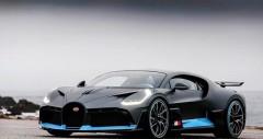 Chi tiết siêu xe Bugatti Chiron Divo