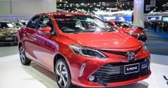 Các đời Toyota Vios 1.5G: bản 2018 sắp về Việt nam