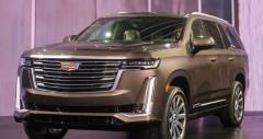 Chi tiết Cadillac Escalade 2021