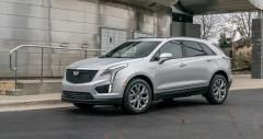 Cadillac XT5 2021