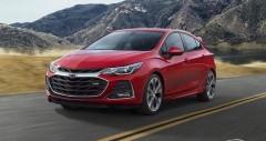 Chevrolet Cruze: thông số kỹ thuật, giá bán