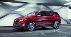 Chevrolet Equinox 2018: thông số kỹ thuật, giá bán