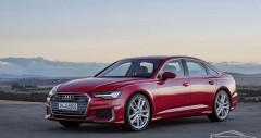 Chi tiết Audi A6 2019