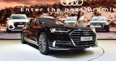Chi tiết Audi A8 thế hệ mới