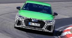 Chi tiết Audi RS3 2021