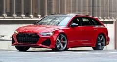 Chi tiết Audi RS6 2021