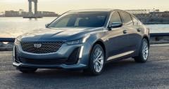 Chi tiết Cadillac CT5 2021