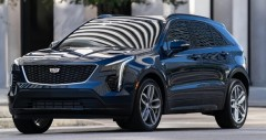 Chi tiết Cadillac XT4 2021