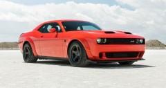 Chi tiết Dodge Challenger SRT Hellcat
